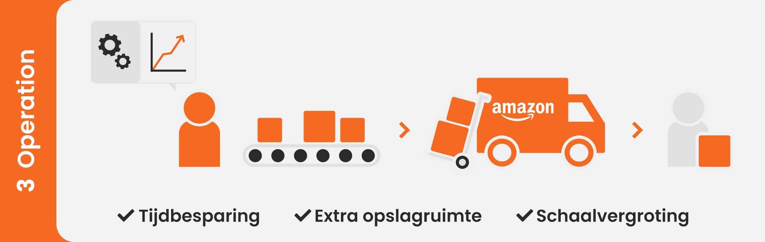 Operation Amazon, Fulfilment by Amazon, Fba