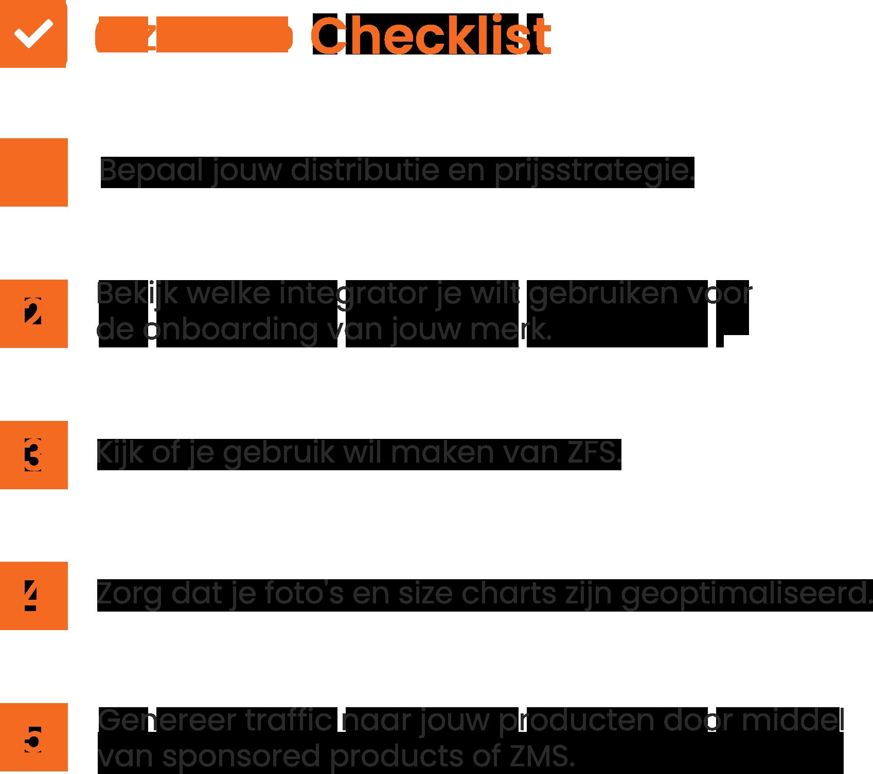 Brandsom Zalando checklist [2]